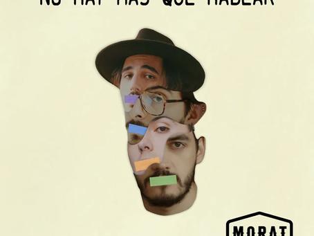 Los fans de Morat han elegido un buen tema para presentarnos 'No hay más que hablar'