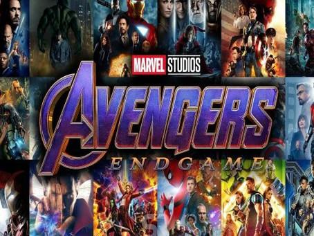 """Película """"Avengers End Game"""" bate récord de taquilla en China"""