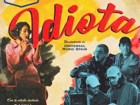 Morat y Danna Paola presentan 'Idiota'
