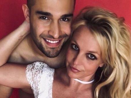 Britney Spears y su novio Sam Asghari vuelven a estar juntos
