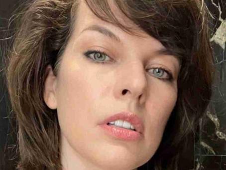 """Milla Jovovich: """"Tuve relaciones con hombres mayores, pero no soy una víctima"""""""