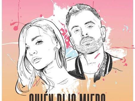 """Sharlene estrena nuevo sencillo junto a Mike Bahía con """"Quién dijo miedo"""""""