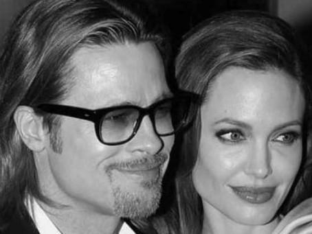 Brad Pitt y Angelina Jolie logran equilibrar su relación de ex pareja