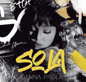 "Danna Paola presenta ""Sola"""