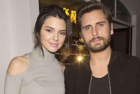 Kendall Jenner sale con el ex de su hermana