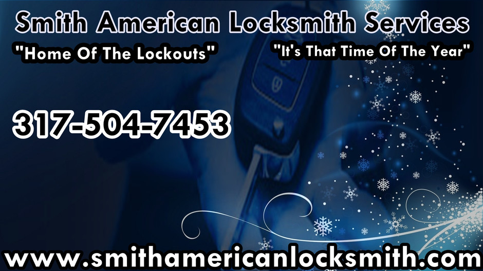 Auto Lockouts Indianapolis! It's That Time Of The Year! Don't Let The Cold Lock You Out! 2020!
