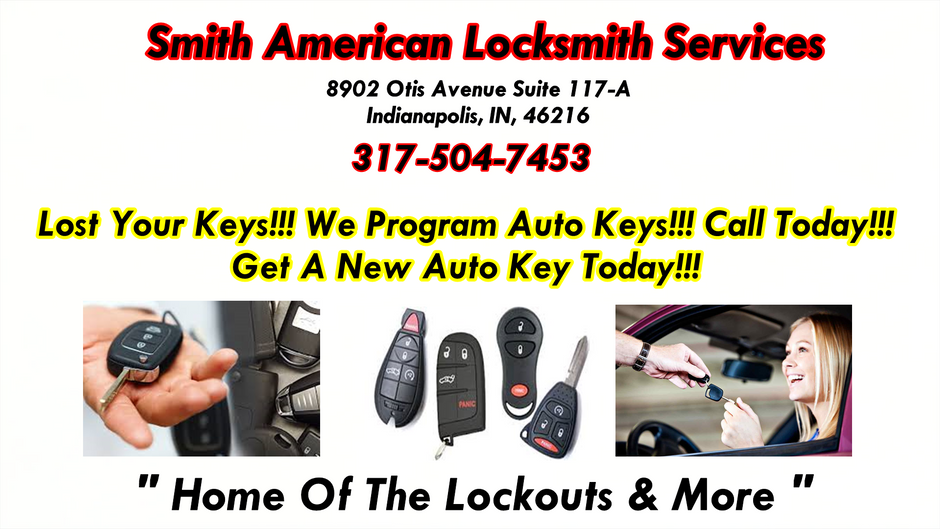 Lost Auto Keys!!! We Program Auto Keys!!! Call Today For A New Auto Key!!!
