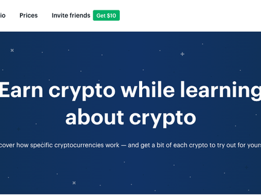 Learn Crypto Currency and get paid doing it!