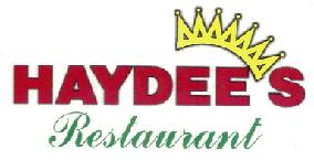 Haydee's Restaurant.