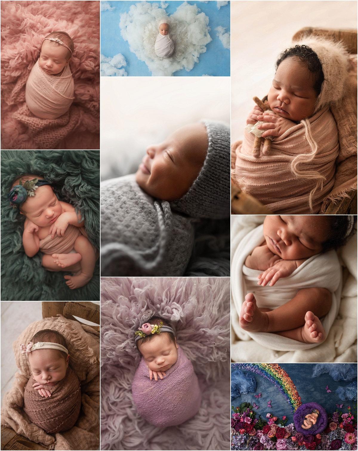 Newborn Mini Portraits
