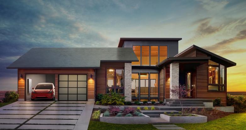PRE-ORDER:  Telsa's solar roof tiles.
