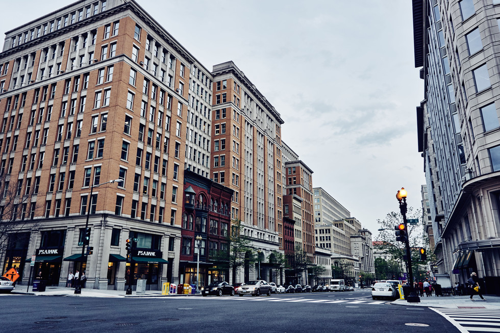 If you think D.C. has the most expensive rents in the nation, it's not a far stretch.