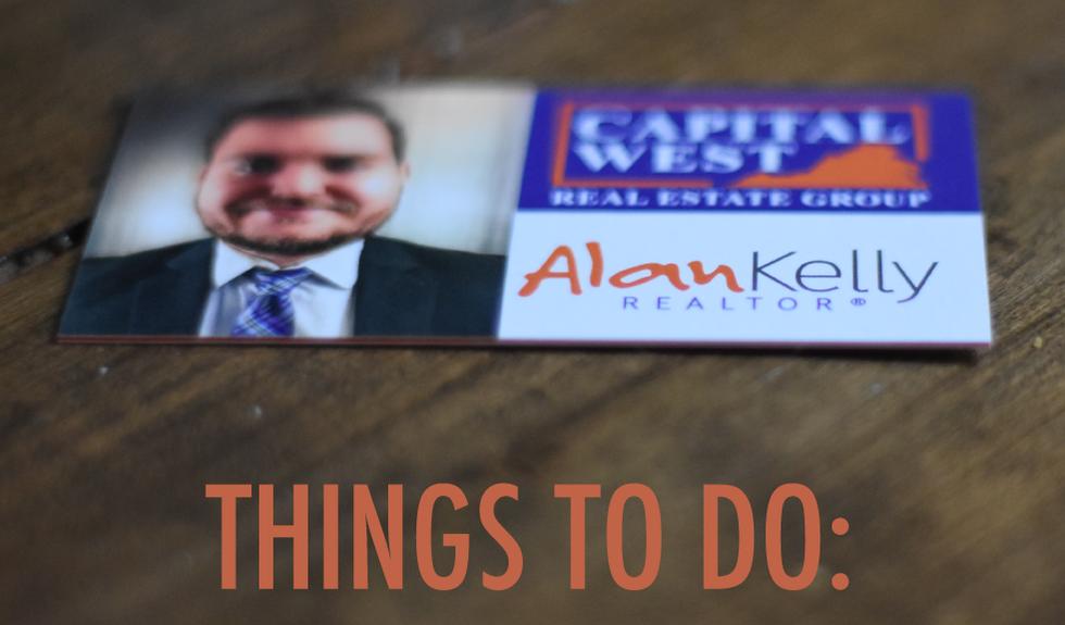 Things to do:  (Feb.17-Feb.22)