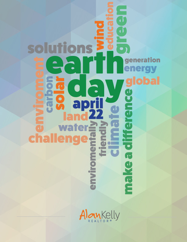 make a difference...HAPPY EARTH DAY!