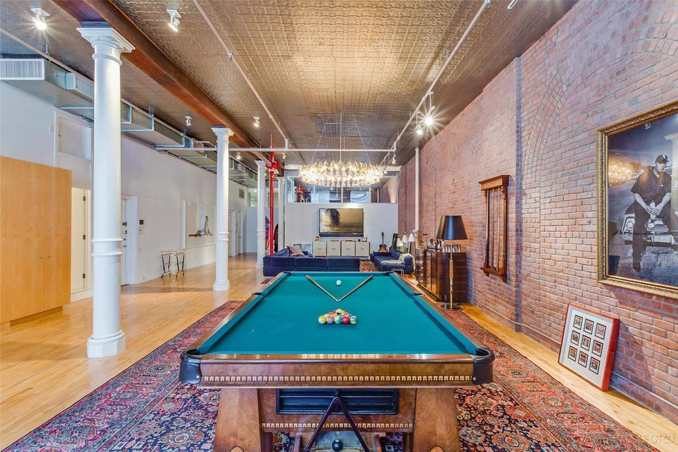 Here's what Adam Levine's $5.5 million loft looks like inside!