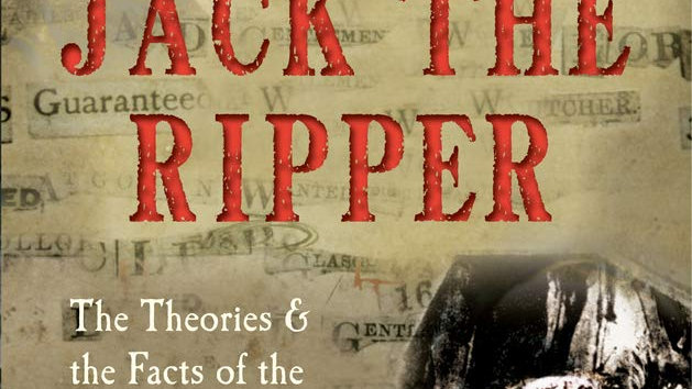 Jack the Ripper by Colin Kendell