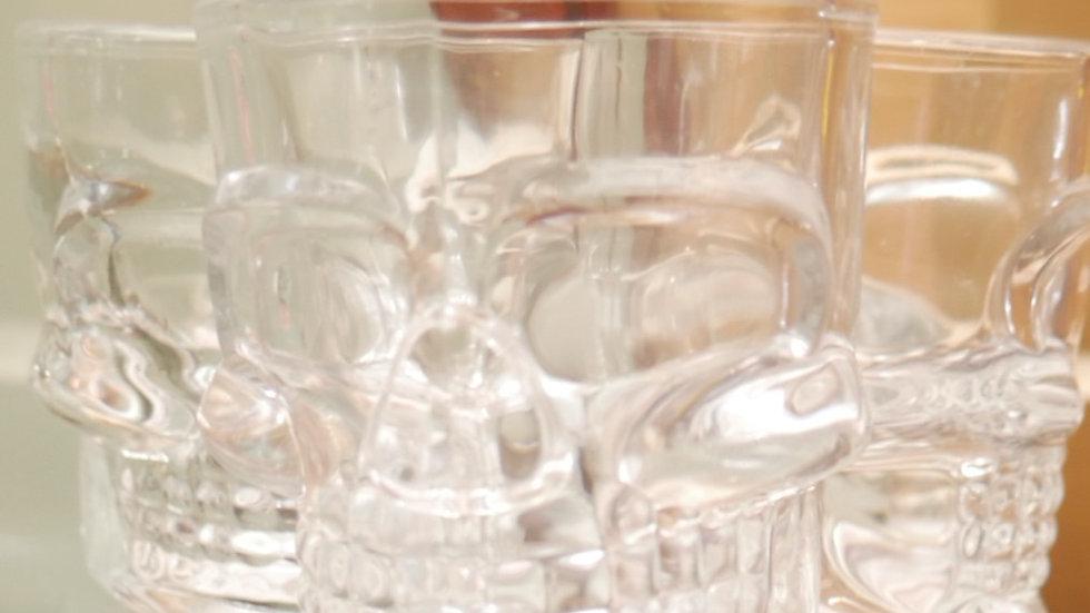 Shot Glass - Skull