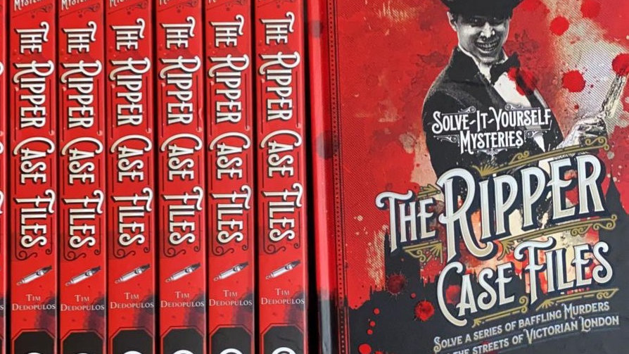 Solve It Yourself-The Ripper Case Files