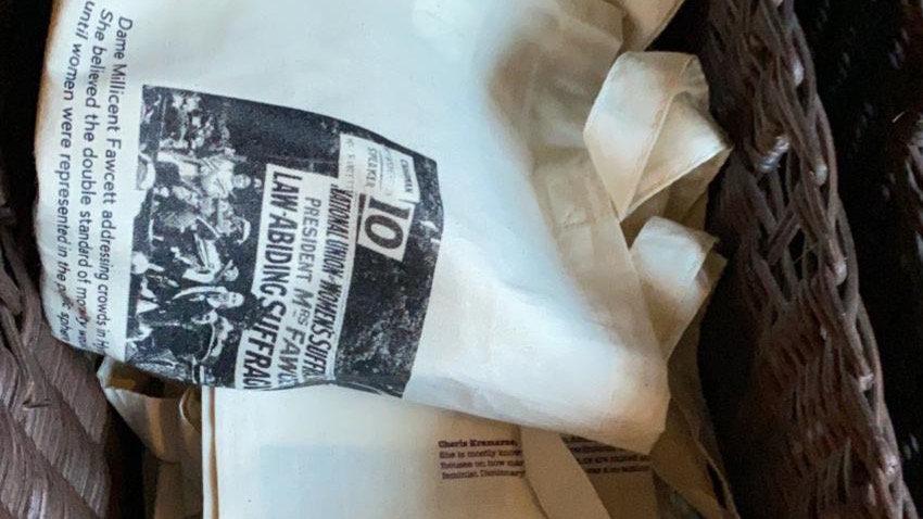 Tote Bag (Unlockthefuture)