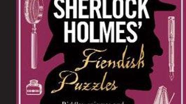 Sherlock Holmes: Fiendish Puzzles