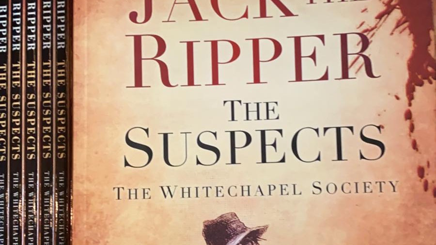 JTR The Suspects