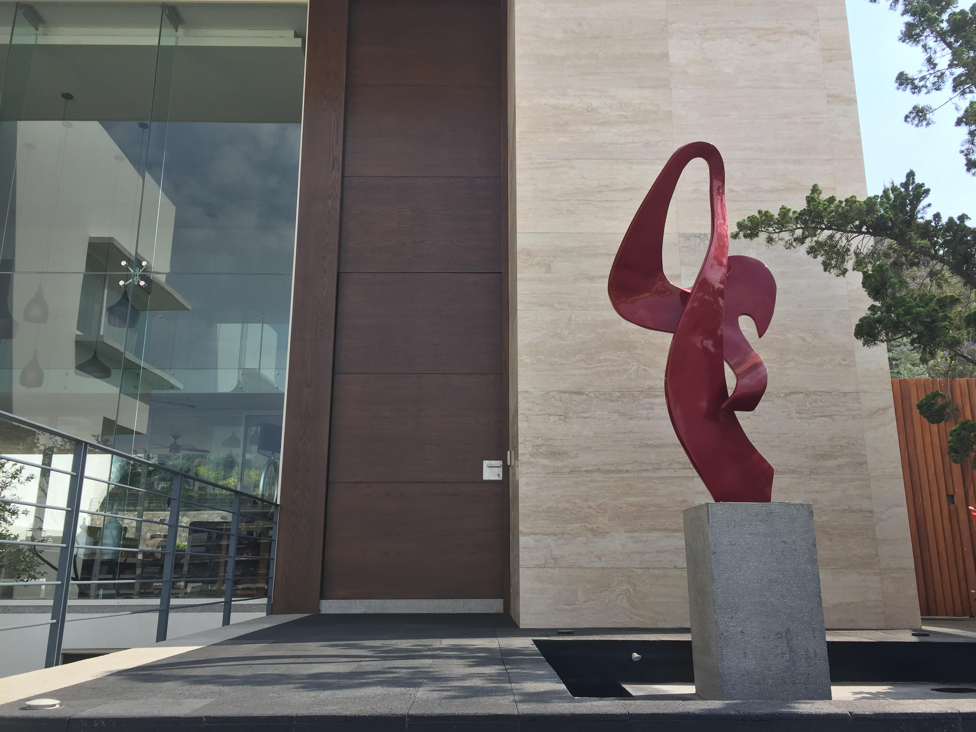 Norma Lujan escultura