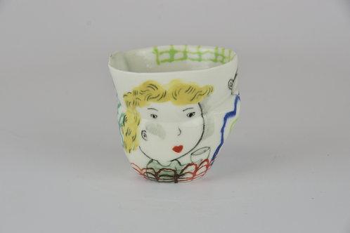 Wabi-slab-y  cup