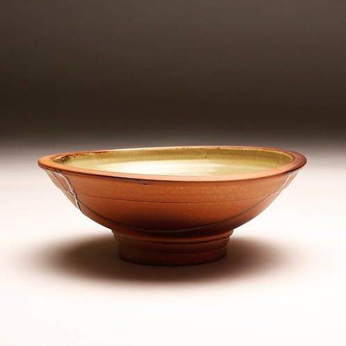 Woodfired Large Open Serving Bowl