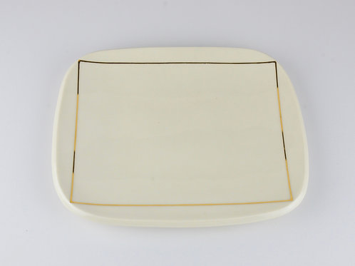 Medium Rectangle Plate