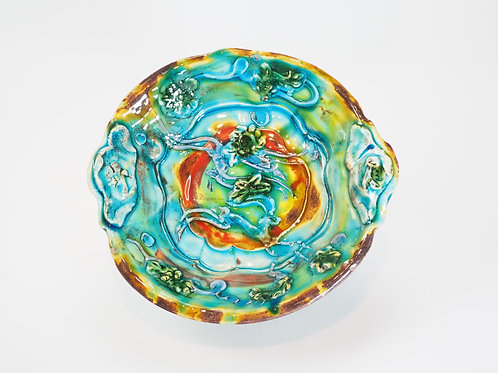 Luncheon Plate 1