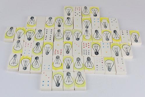 Dominos 5 - Incandescent Bulb
