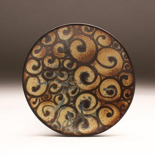 Spiral Tattoo Platter