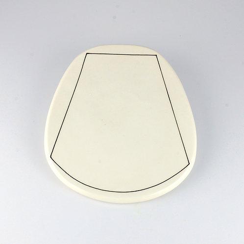 Ovoid Plate