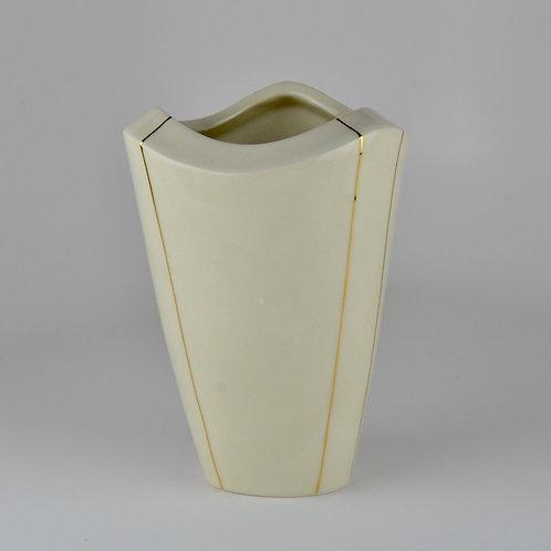 Large Triangle Vase 1