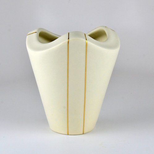 Small Triangle Vase 2