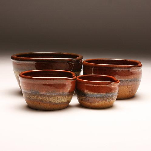 Set of Four Nesting Bowls