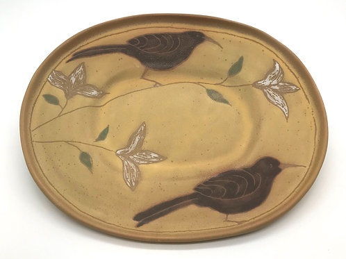 Oval Platter 3