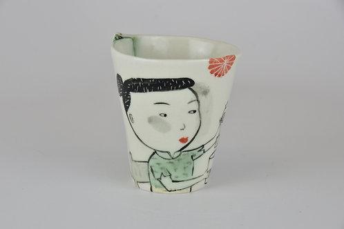not paper cup: Tea