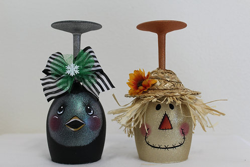 Scarecrow & Penguin E-Packet