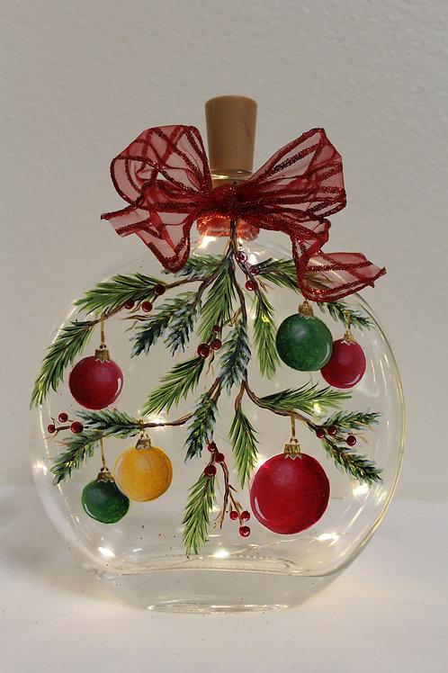 Christmas Ornament Jar E-Packet