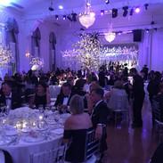 Mayo Hotel Wedding Lighting