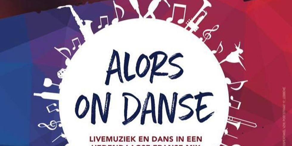 Alors on danse 2.0 , live fanfareorkest 2021