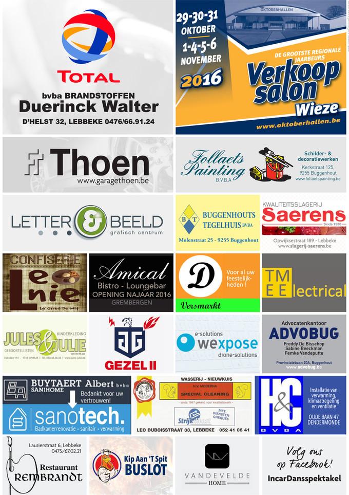 Bekijk hier onze sponsors! >