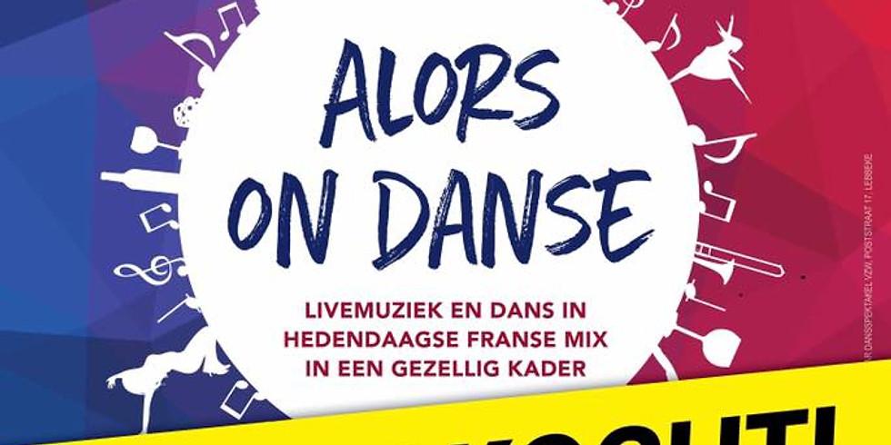 Alors on danse, live fanfareorkest & dans | Lebbeke