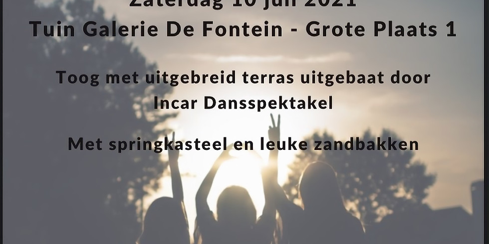 Feest in je buurt voor de Vlaamse Feestdag