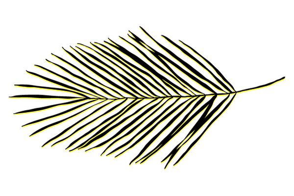 Yellow and Black Leaf.png