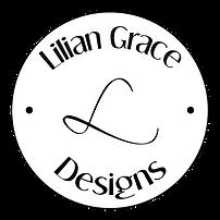 Lilian Grace 3x3 Square Logo 2BW.png