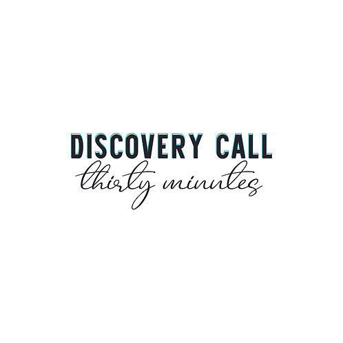 30 Minute - Discovery Call
