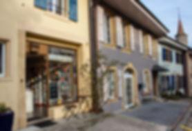Libraire une petite prose, Rue des Vermo