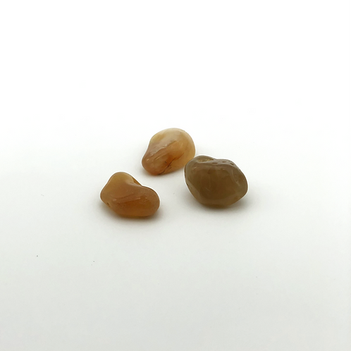 Yellow Carnelian Tumble Stone